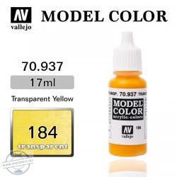Transparent Yellow