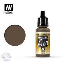 Camouflage Medium Brown - 17 ml.