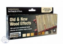 Old and New Wood Effects