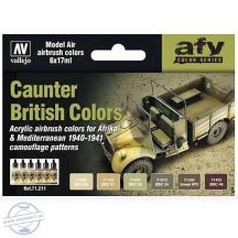 British Caunter Colors (6)