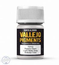 Light Slate Grey - pigmentpor, 35 ml.