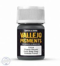 Dark Slate Grey - pigmentpor, 35 ml.