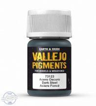 Dark Steel - pigmentpor, 35 ml.