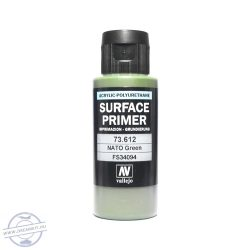 Vallejo Surface Primer – 73612 NATO Green