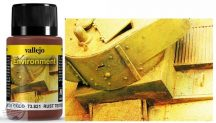 Rust Texture - rozsdafoltok effekt