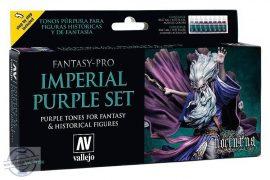 Imperial Purple Set (Fantasy-Pro)