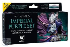 Imperial Purple Set (Fantasy-Pro)
