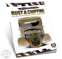 Rust & Chipping (Painting with Vallejo Acrylic Colours