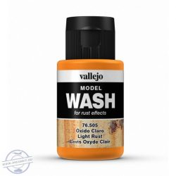 Light Rust Wash