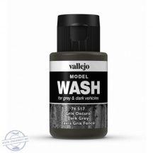 Dark Grey Wash