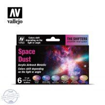 Colorshift - Space Dust set - 6 x 17 ml.