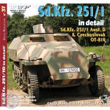 Sd.Kfz. 251/1 Ausf. D  in detail