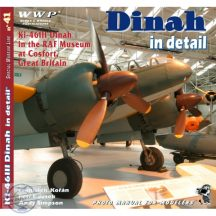 Ki-46 III Dinah in detail