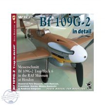Messerschmitt Bf 109G-2 Trop in detail