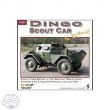Dingo Scout Cars in detail
