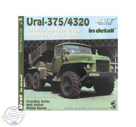 URAL 375/4320 in detail