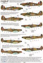 Battle of Britain RAF (5) Hawker Hurricane - 1/48