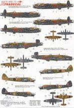 RAF Bomber Command Part 3. (5) Avro Lancaster  - 1/72
