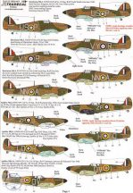 Battle of Britain 70th Anniversary 2 - 1/72