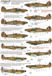 Battle of Britain 70th Anniversary 2 - 1/72