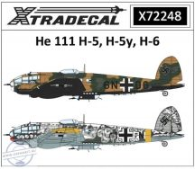 Heinkel He-111H-5/He-111H-5/He-111H-6 (10) H-5... - 1/72