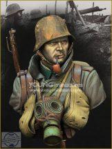 GERMAN STORMTROOPER WWI - 1/10