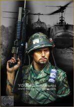 US 1st Cavalry Div Vietnam 1970 - 1/10