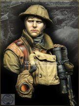 British LEWIS Gunner WWI - 1/10