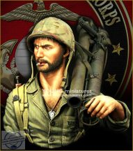 USMC PACIFIC WWII - 1/10