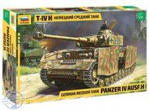 Panzer IV Ausf.H (Zimmerit) - 1/35