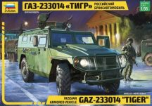 "Russian Armored Vehicle GAZ ""Tiger"""