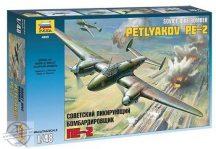 Soviet Dive Bomber Petlyakov Pe-2 - 1/48