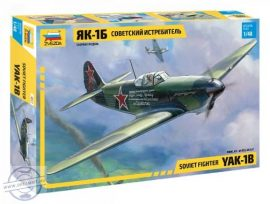 Soviet Fighter YAK-1B - 1/48