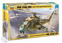 Mi-24V/VP Soviet Attack Helicopter - 1/48