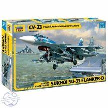 Sukhoi Su-33 Flanker-D - 1/72