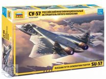 Russian Fifth-Generation Fighter Su-57 - 1/72